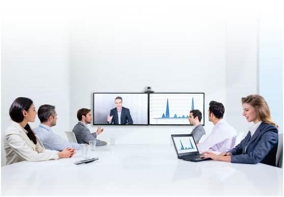 网络视频会议给企业市场带来巨大变化