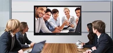 红杉通视频会议系统为江都农村商业银行解决了一些大型会议的问题