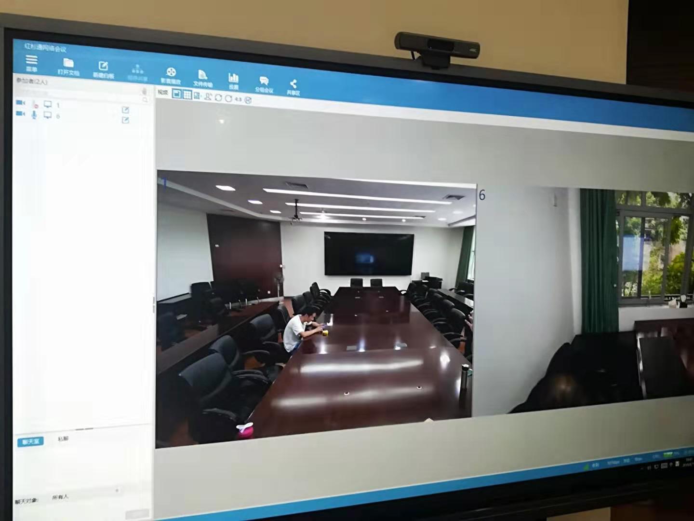 红杉通通过视频会议系统解决了川农大三校区间的信息化互通难题