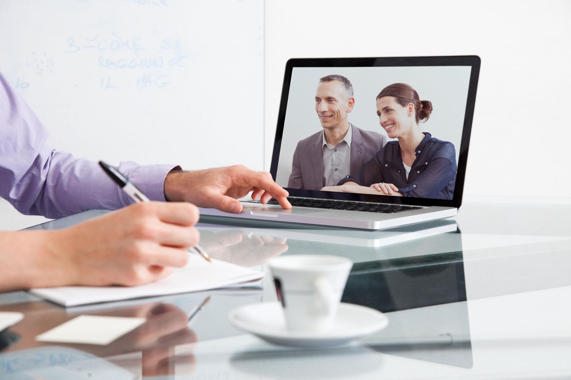 为什么视频会议保障高效远程办公